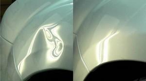 Качественная рихтовка и покраска крыла автомобиля в Сургуте
