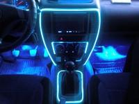 светодиодная подсветка салона автомобиля в Сургуте